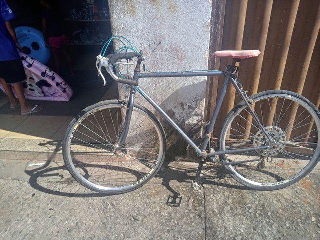 Bike corrida