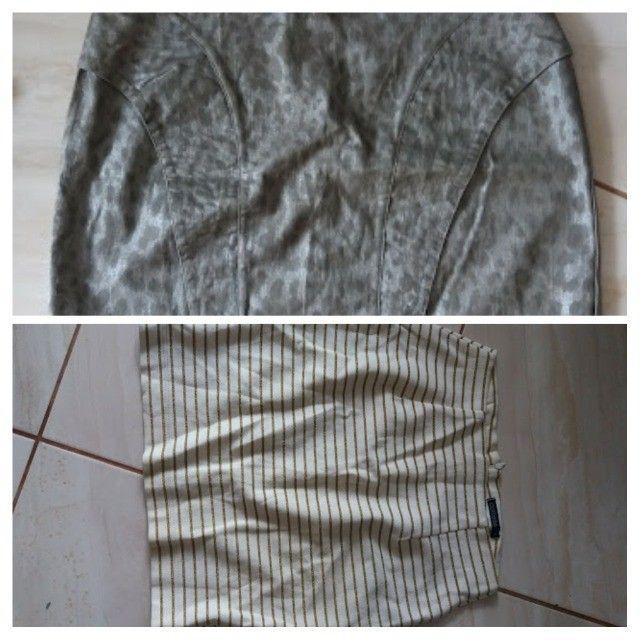 Sapatos e bolsas, vestidos, saias, calças, blusas - Foto 3