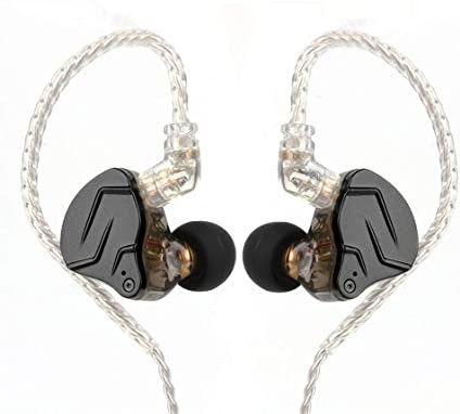 Fone In-ear Kz Zsn Pro X - Retorno De Palco Profissional - Foto 4