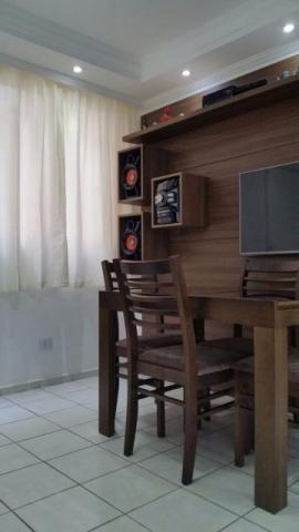 Otimo apartamento mobiliado Com piso laminado