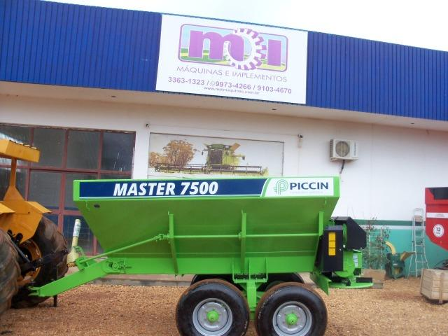 Distribuidor Master 7500