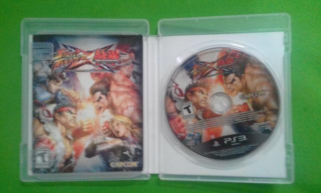 Street Fighter Cross Tekken