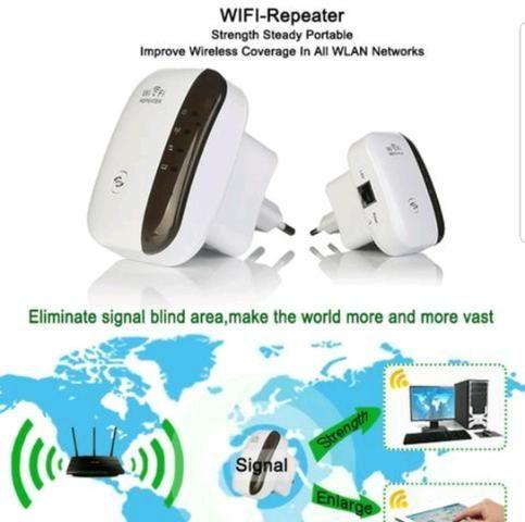 Repetidor Roteador wireless Portatil Whatsapp 9.9628-9151