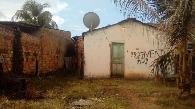 Vendo ou troco por uma casa em Cuiabá/ MT, deixo por 30 mil