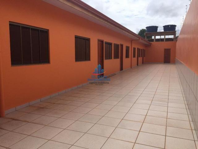Kitnet residencial para locação, Lagoinha, Porto Velho - KN0003.