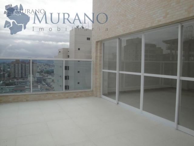 Murano Imobiliária aluga apartamento de 3 quartos na Praia de Itapuã, Vila Velha - ES. - Foto 16