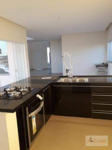 Casa com 3 dormitórios à venda, 440 m² - parque olívio franceschini - hortolândia/sp - Foto 5