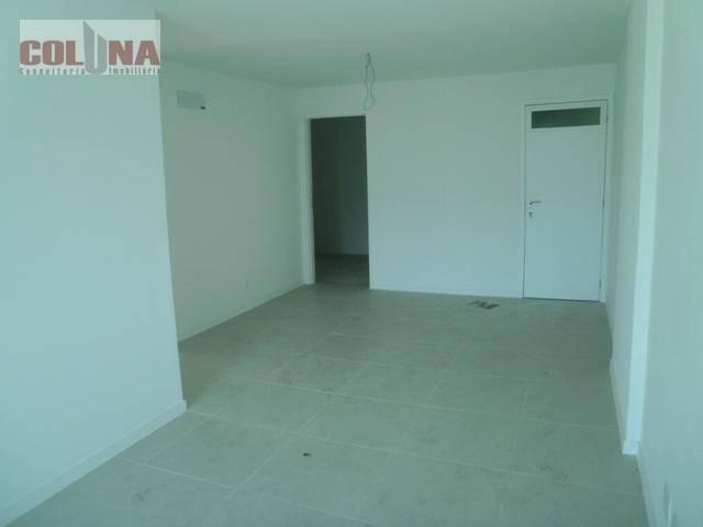 Apartamento com 3 dormitórios à venda, 110 m² por R$ 900.000 - Jardim Icaraí - Niterói/RJ - Foto 4