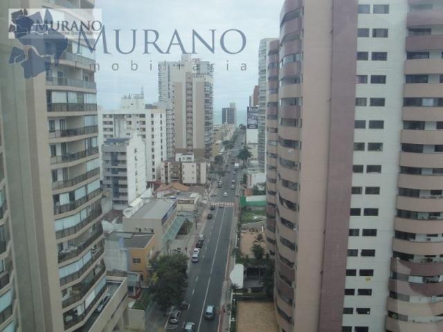 Murano Imobiliária aluga apartamento de 3 quartos na Praia de Itapuã, Vila Velha - ES. - Foto 19
