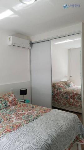 Apartamento mobiliado à venda, cachoeira do bom jesus, florianópolis, marine home resort. - Foto 13