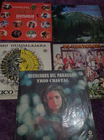 Discos músicas diversas: mexicana, paraguaia, sertanejo e banda alemã - Foto 3