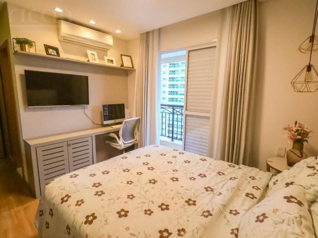 Maravilhoso apartamento no vila ema em sjc 4 dormitórios (3 suítes) 176 m² mega decorado 3 - Foto 15