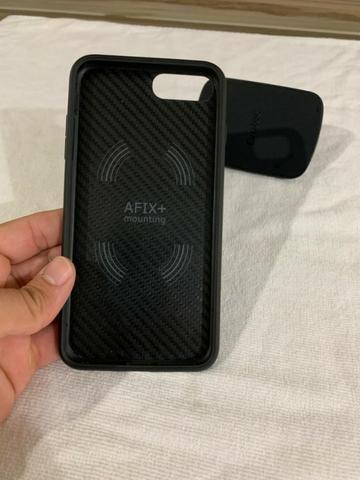 Capa Case Evutec Carbono Para iPhone 8 E 7 Plus C/ Acessório - Foto 5