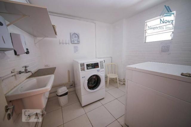 Apartamento com 1 dormitório para alugar, 60 m² por R$ 2.100/mês - Icaraí - Niterói/RJ - Foto 7