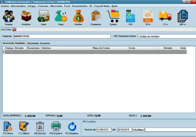 Sistema Comercial + Certificado Digital - Foto 5