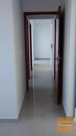 AP0648 - Apartamento com 3 dormitórios à venda, 70 m² por R$ 300.000 - Jardim das Indústri - Foto 5