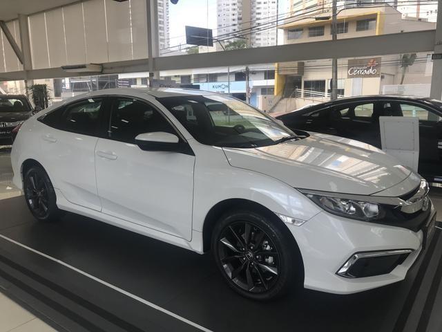 Civic sedan 2.0 LX Flex 16v Aut