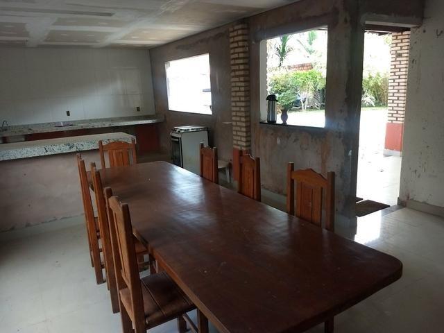 Arniqueiras QD 05 Casa piscina churrasqueira condomínio lote 970m só 570mil - Foto 3