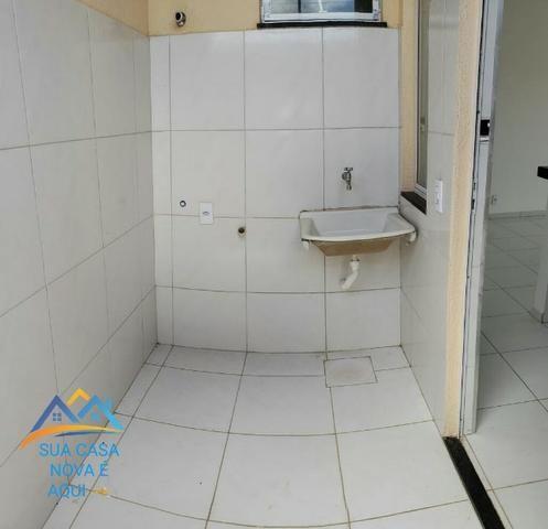 Casa com 2 dormitórios à venda, 85 m² por R$ 135.000 - Barrocão - Itaitinga/CE - Foto 17