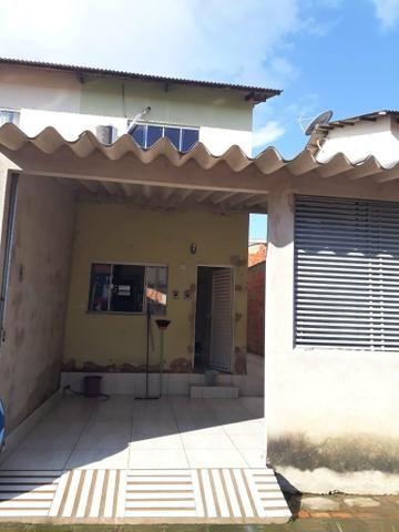 Casa 2 piso, preço a negociar, bairro novo horizonte - Foto 2