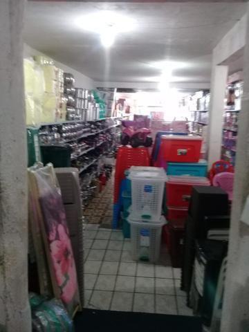 Vendo ponto comercial no Sertão