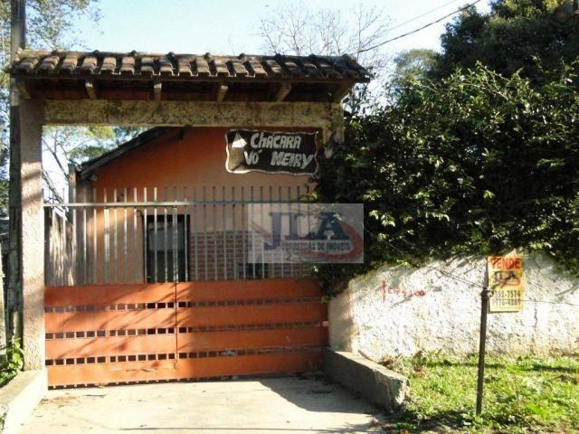 Chácara urbana, 1.590m² à venda, por R$ 400.000 - Jardim Monte Líbano - Piraquara/PR - Foto 2