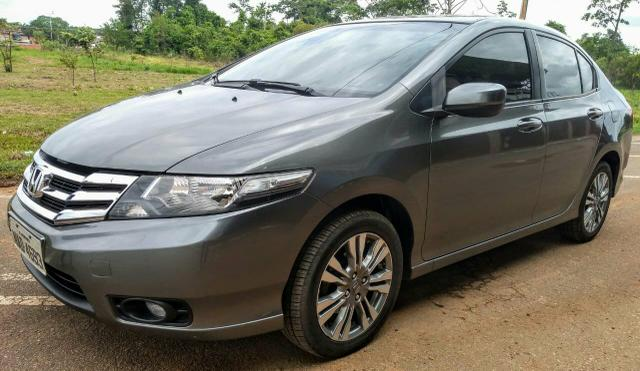 Honda city lx 1.5 flex at 14-14
