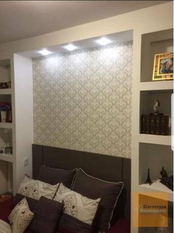 Óimo Apartamento á venda no Condomínio Serra Negra - Foto 8