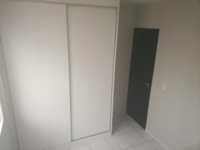 Alugo AP no Ideal BR, R$ 1000,00 com armários modulados, central de 9.000BTUs e cama box - Foto 7