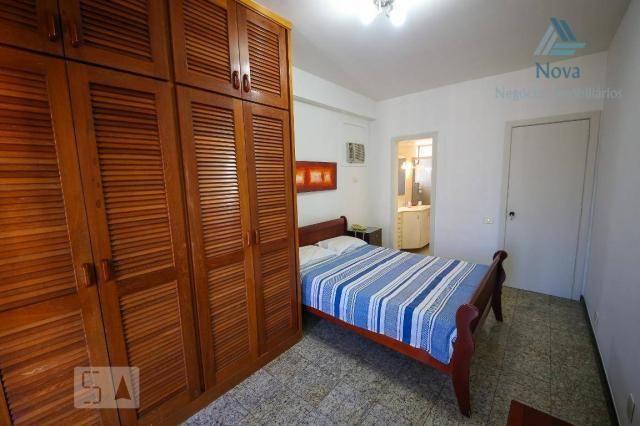 Apartamento com 1 dormitório para alugar, 60 m² por R$ 2.100/mês - Icaraí - Niterói/RJ - Foto 15