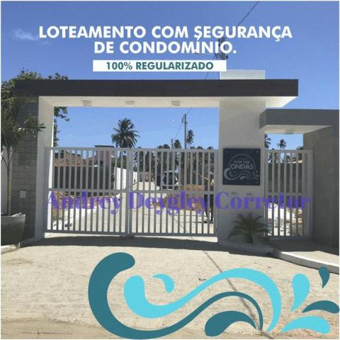 Lot. Flor das Ondas - Exclusivo no Barra Nova - Foto 2