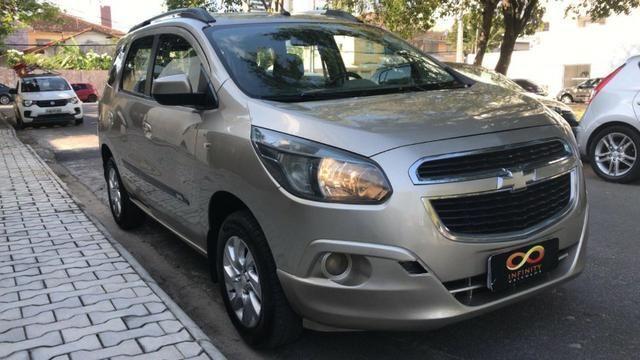 Chevrolet Spin LTZ - 1.8 7lugares 2013 (KIT GÁS G5/AUT)