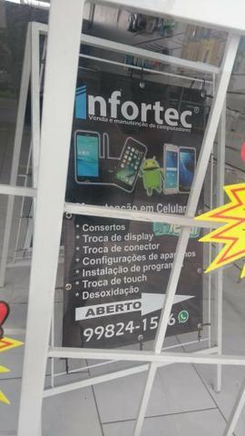 Loja de manutenção de celulares e notebooks (Completa) - Foto 20
