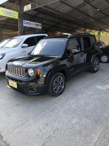Jeep Renegade Longitude Automático Muito Novo.2016 - Foto 6