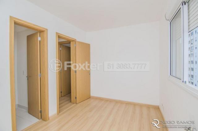 Apartamento à venda com 3 dormitórios em Jardim carvalho, Porto alegre cod:165339 - Foto 12