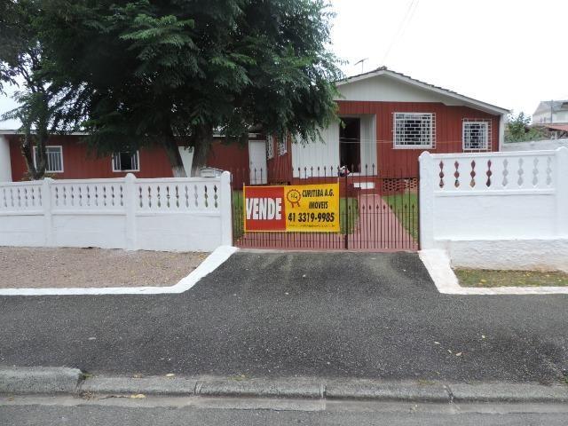 Terreno de esquina com 497 m² ZR3 no Pinheirinho