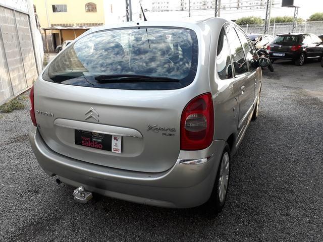 Xsara picasso 1.6 2008 flex carro muito novo * financiamos sem entrada - Foto 5