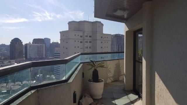 Apartamento à venda com 5 dormitórios em Alto da boa vista, São paulo cod:375-IM36911 - Foto 2