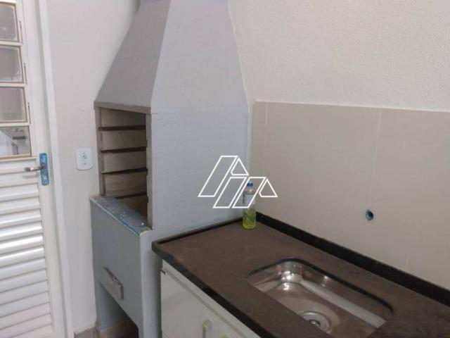 Casa com dormitórios sendo 1 suíte e área gourmet - próximo das Universidades - Foto 16