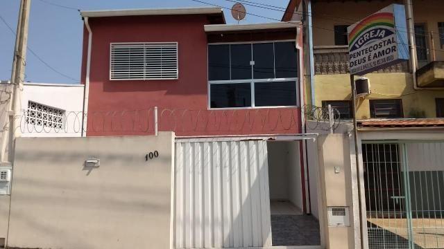 Sobrado para Venda em Campinas, Residencial Bandeirante, 3 dormitórios, 1 suíte, 2 banheir
