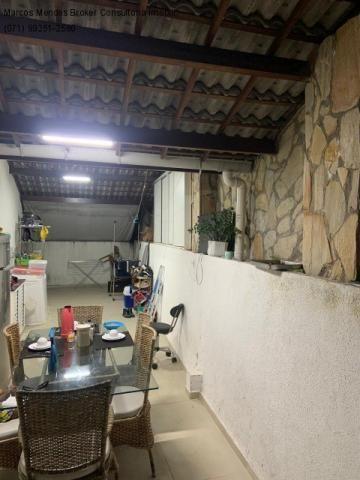 Excelente casa com 5/4, pronta para morar, em condomínio fechado, lazer e portaria 24 hs. - Foto 8