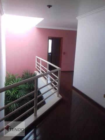 Sobrado - venda - 4 dormitórios, - 3 suítes - aluguel por R$ 4.600/mês - Vila Marlene - Sã - Foto 16