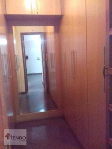 Sobrado - venda - 4 dormitórios, - 3 suítes - aluguel por R$ 4.600/mês - Vila Marlene - Sã - Foto 9