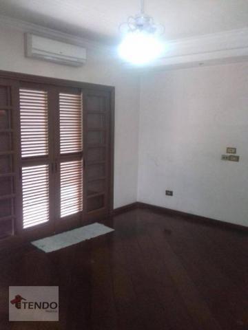 Sobrado - venda - 4 dormitórios, - 3 suítes - aluguel por R$ 4.600/mês - Vila Marlene - Sã - Foto 10
