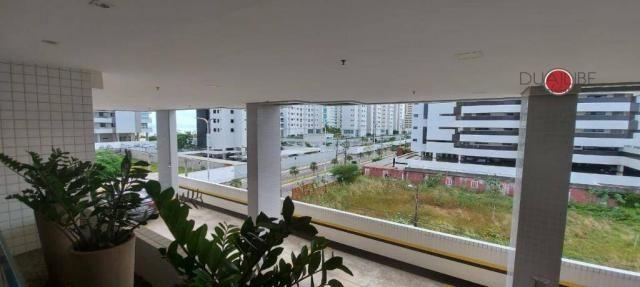 Apartamento com 1 dormitório para alugar, 46 m² por R$ 2.000,00/mês - Ponta D'areia - São  - Foto 4