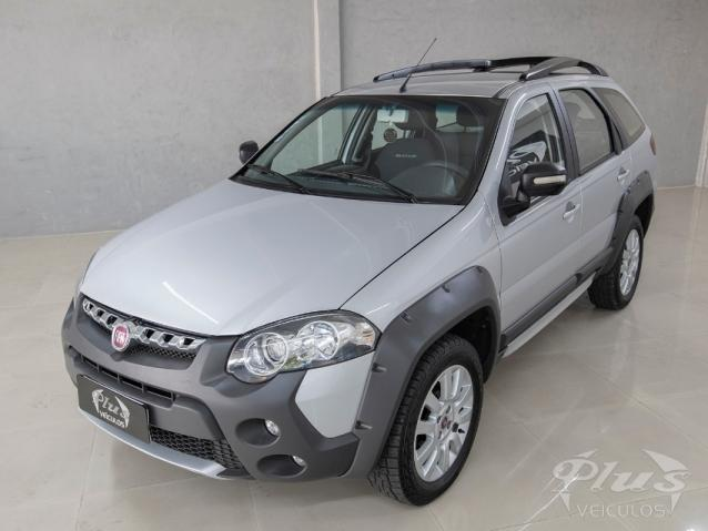 Fiat Palio Weekend ADVENTURE 4P - Foto 8