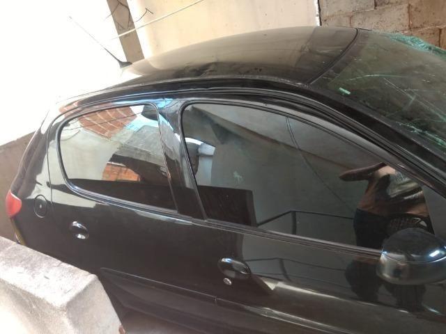 Peugeot 206 batido - retirada de peças - Foto 4