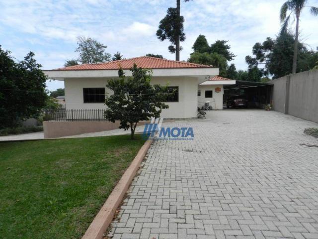 Terreno à venda, 2160 m² por R$ 2.400.000 - Uberaba - Curitiba/PR - Foto 5