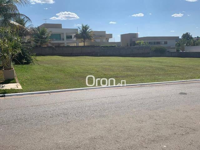Terreno à venda, 653 m² por R$ 760.000,00 - Jardins Milão - Goiânia/GO - Foto 10