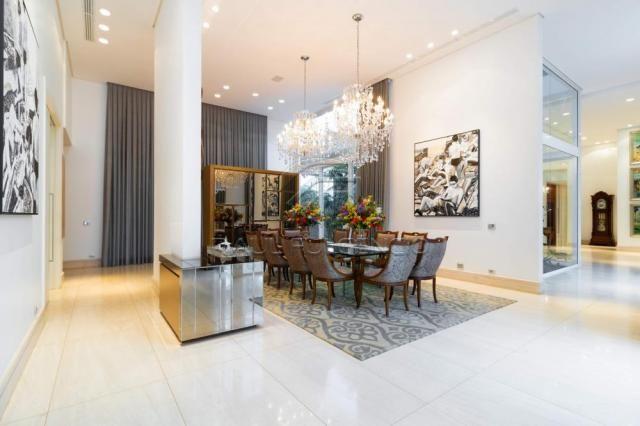 Casa à venda com 5 dormitórios em Vivendas do arvoredo, Londrina cod:V3677 - Foto 8